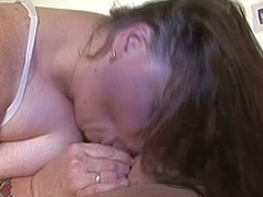 This heavy senior slut can't live without her large boyfriend