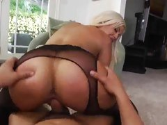 Bridgette B rides say no to gummy pussy vulnerable a impressed prick