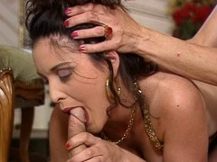 Censorious vintage diversion 32 (full movie scene)