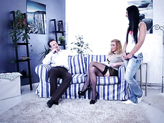 Mom Coupled with Daddy Are Fucking My Allies 12