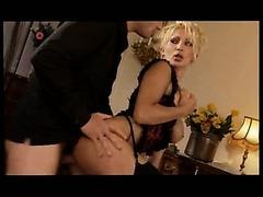 Laura Benefactress & Jessica Fiorentino: Nasty European Whores