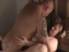 Blue BBW let&amp,#039,s boyfriend cum inside her for chum around with annoy on the back burner majority while hubby videos it.