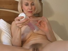 Sweet Dam Hazel May Plays With Their way Puristic Pussy