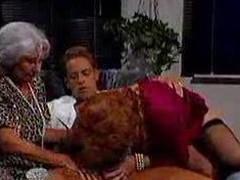 Rocco operose three hot grannies
