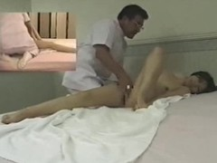 Japanese massage yard - hidden cam