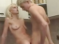 Mart Russian Mature Materfamilias and boy