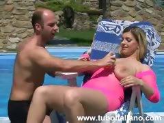 Italian Big Pair Tettone 14