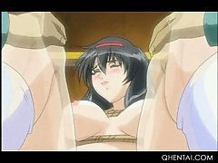 Hentai blonde sexual connection slave cunt pounded hard exotic behind