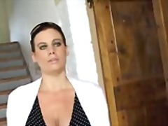 Busty Italian Babe With Keni Styles