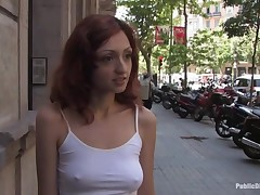 Sexy pretty gal gets mind fucked and serfdom sex.