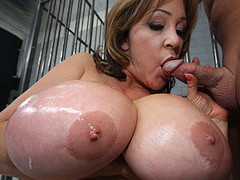 Lusty mother I'd like to fuck Kandi Kox is a sex fiend ready to tit fuck any younger dude with a corpulent jock. Her bras have to be custom made for her Planetary Boobs. With her experience that babe'd make u squirt so hard u'd almost any likely bust a blood vessel on your numbskull.
