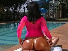 Chunky pest brazilian darlene riding lasting