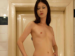Austrian mistress ruling over her slaves