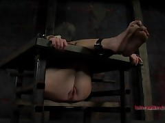 Pinchbeck whore is procurement her fucked with hammer away exciting vibrator