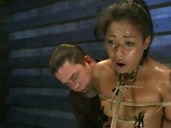 Sexy Skin Diamond acquires suspended above a sybian